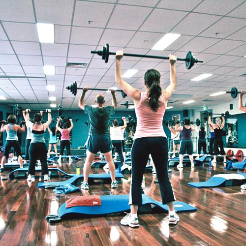 FitnessClassesGroup